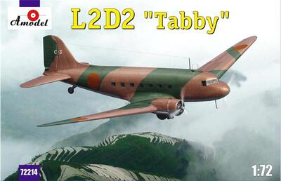 L2D2 - 72214 Amodel 1:72