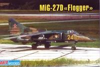 МиГ-27М (Д) истребитель-бомбардировщик - 7216 ART Model 1:72