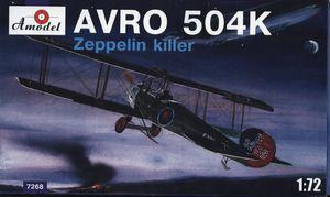 AVRO K - 7268 Amodel 1:72