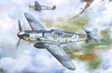 Messerschmitt Bf.109G-6 истребитель - Bf-001 Border Model 1:35