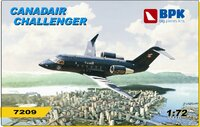 Challenger CL-601. 7209 Big Plane Kit 1:72