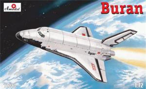Буран - 72023 Amodel 1:72