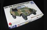ГАЗ-69А легковой автомобиль - CB35093 Bronco 1:35