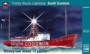 Плавучий маяк Гудвин - 40010 ARK-Models 1:400