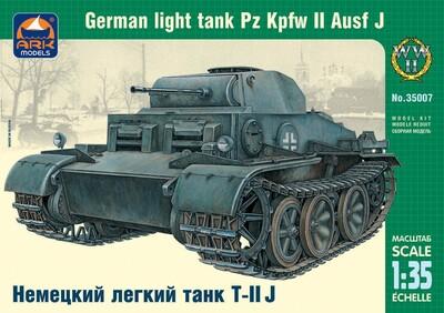 Легкий танк Т-IIJ - 35007 ARK-Models 1:35