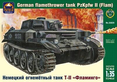 Огнеметный танк ТII Фламинго - 35029 ARK-Models 1:35