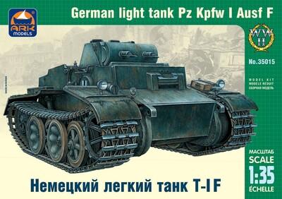 Легкий танк T-IF - 35015 ARK-Models 1:35