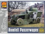 Romfell Panzerwagen броневик - CSM35002 Copper State Models 1:35
