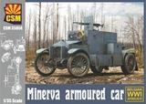Minerva броневик - CSM35004 Copper State Models 1:35