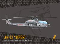 AH-1Z Viper ударный вертолет USMC - DM-720012 Dream Model 1:72