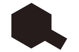 XF-85 Rubber Black. Краска акриловая матовая 10мл  <81785 TMY>