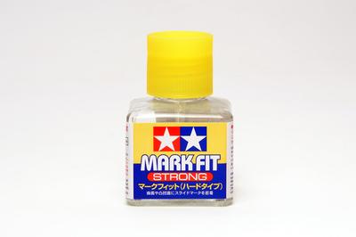 Клей для декалей Mark Fit (Strong) 87135 Tamiya