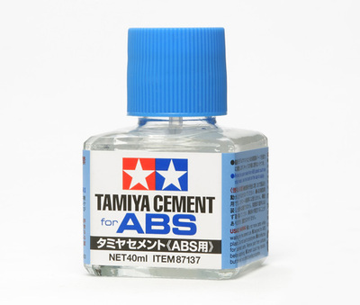 Клей для АБС-пластика 40 мл 87137 Tamiya