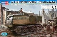 M4 High Speed Tractor артиллерийскй тягач - 82408 Hobby Boss 1-35