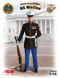 Сержант морской пехоты США - 16005 ICM 1:16