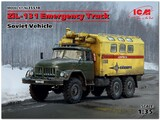 ЗиЛ-131 Аварийная служба Советский автомобиль - 35518 ICM 1:35