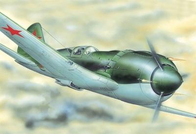И-185 Истребитель - 72204 Восточный Экспресс 1:72