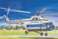 Ми-8МТ/Ми-17 Многоцелевой вертолет АК Аэрофлот - 14500 Восточный Экспресс 1:144