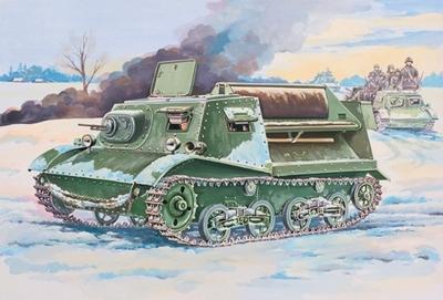 Т-20 Артиллерийский тягач - 35004 Восточный Экспресс 1:35