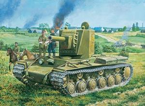 КВ-2 обр.1940 - 35089 Восточный Экспресс 1:35