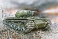 КВ-8С Тяжелый огнеметный танк - 35101 Восточный Экспресс 1:35