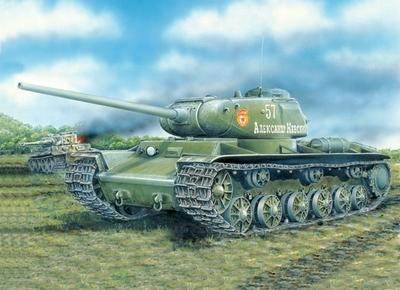 КВ-85 Тяжелый танк - 35102 Восточный Экспресс 1:35