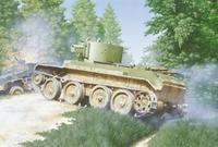 БТ-7А Артиллерийский танк - 35114 Восточный Экспресс 1:35