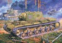 КВ-1 обр.1941 поздний - 35119 Восточный Экспресс 1:35
