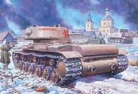 КВ-1 обр.1942 ранний - 35120 Восточный Экспресс 1:35