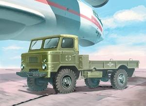 ГАЗ-66 Десантная версия - 35133 Восточный Экспресс 1:35