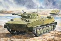 ПТ-76 Плавающий танк - 35171 Восточный Экспресс 1:35