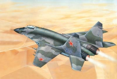 МИГ-29CMT Фронтовой истребитель - 72108 Восточный Экспресс 1:72