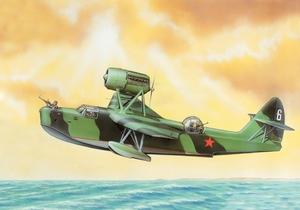 МБР-2бис Летающая лодка - 72131 Восточный Экспресс 1:72