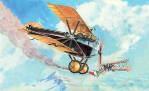 Ганза Брандербург Д-1 Истребитель WWI - 72164 Восточный Экспресс 1:72