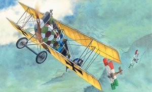Авиатик-Берг Д-I Истребитель WWI (Aviatik Berg D.I) - 72165 Восточный Экспресс 1:72