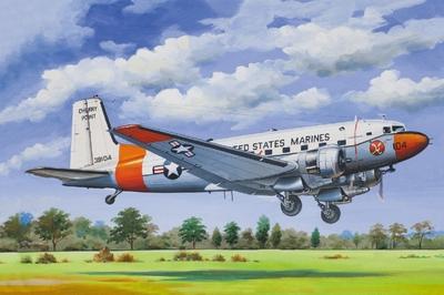 Douglas R4D-8/C-117D - 14478 Восточный Экспресс 1:144
