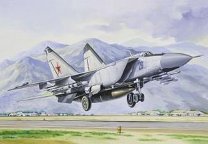 МиГ-25ПД Истребитель-перехватчик - 72124 Восточный Экспресс 1:72