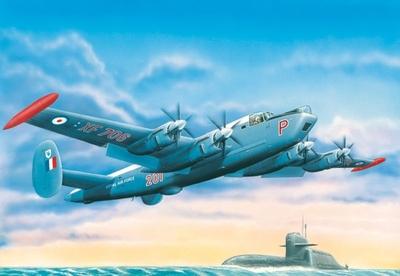 Шеклтон Мк.III Патрульно-Противолодочный самолет (Shackleton MR.3) - 72258 Восточный Экспресс 1:72