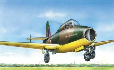 Пионер (Gloster E.28/39 Pionier) - 72259 Восточный Экспресс 1:72