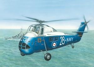 Уэссекс Мк.I Противолодочный вертолет (Wessex HAS Mk.I) - 72269 Восточный Экспресс 1:72