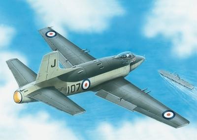 Атаккер Мк.I Палубный истребитель (Attacker F.1) - 72276 Восточный Экспресс 1:72