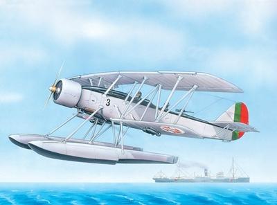 Шарк Мк.II Торпедоносец-разведчик (Shark Mk.II) - 72286 Восточный Экспресс 1:72