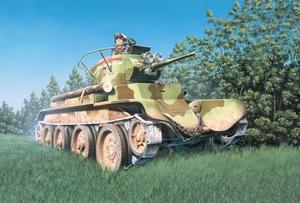 БТ-7 обр.1935 командирский - 35110 Восточный Экспресс 1:35
