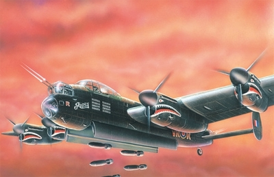 Ланкастер Мк.I Тяжелый бомбардировщик (Lancaster Mk.I) - 96004 Восточный Экспресс 1/96