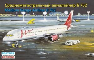 Б-757-200 Авиалайнер ВИМ-АВИА (B752 VIM) - 14428 Восточный Экспресс 1:144