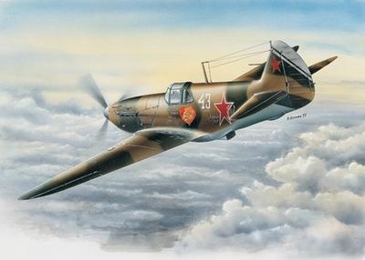 ЛаГГ-3 тип 66 Истребитель - 72211 Восточный Экспресс 1:72