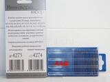 Мини-сверла диаметр 0,3 - 1,6 мм набор 20 штук HSS 4341 нет покрытия