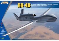RQ-4B Global Hawk стратегический беспилотник - K48084 Kinetic Model 1:48