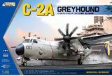 C-2A Greyhound палубный транспортный - K48025 Kinetic 1:48