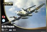 IA-58 Pucara штурмовик - K48078 Kinetic 1:48